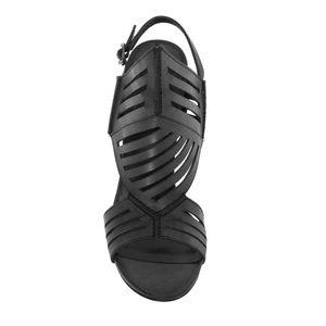 Leon Max Shoes - Leon Max Euthalia Cage Wedge Sandals
